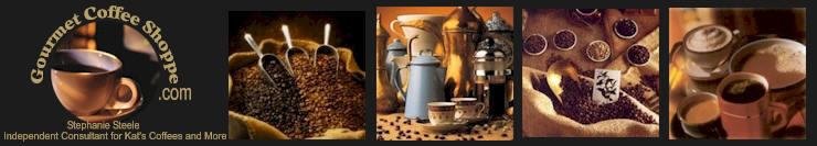 GourmetCoffeeShoppe.com - Offering a wonderful variety of coffee, flavored coffees, teas, cocoas, creamers, soup mixes, and more. We offer over 300 different flavored coffees.